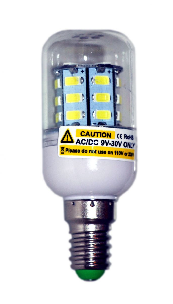 Лампа L3.6811 12-24v, 4w, e14