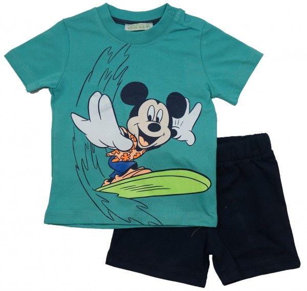 Комплект для мальчика Микки-Маус