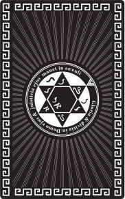 """Магическая карта """"Талисман для карьерного роста"""", 90х57 мм, сталь с покрытием"""