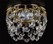 Светильник ART GLASS Спот 10 никель