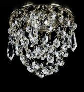 Светильник ART GLASS Спот 07 никель