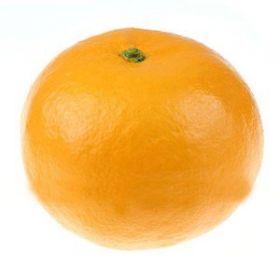 Мандарин (резина) Rubber Orange