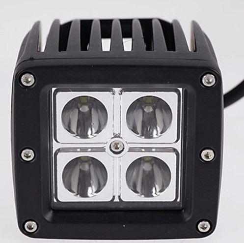 Квадратная светодиодная Led фара рабочего света 16W