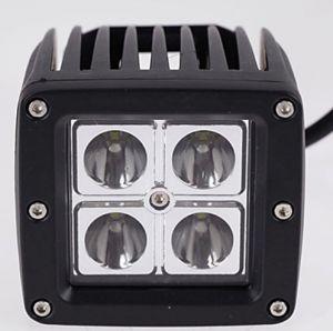 Квадратная светодиодная Led фара рабочего света 20W