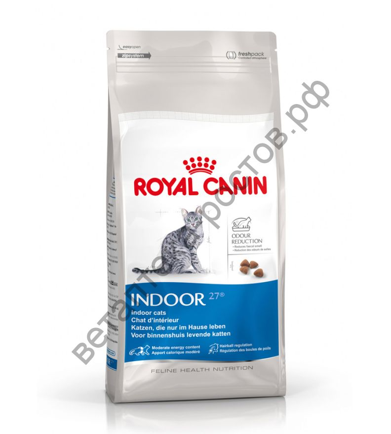 Royal Canin для кошек Indoor