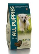 All Puppies, полнорационный корм для щенков всех пород, 20 кг
