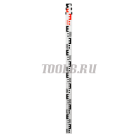 Рейка нивелирная RGK TS-3  - купить в интернет-магазине www.toolb.ru цена и обзор