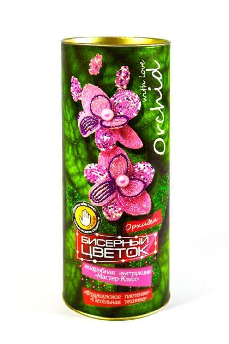 Бисерный Цветок. Орхидея