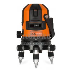 RGK UL-21A - лазерный нивелир
