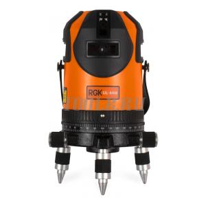 RGK UL-44W - лазерный нивелир