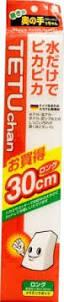 KOKUBO TETU chan Тэту-тян Губка из меламина (разрезная), 30*6,5 см (Япония)
