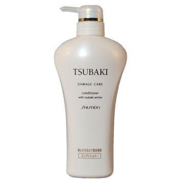 Кондиционер для восстановления поврежденных волос TSUBAKI Damage Care  Shiseido 550мл