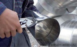 Фигурные ножницы по металлу правые Bessey - ERDI D16