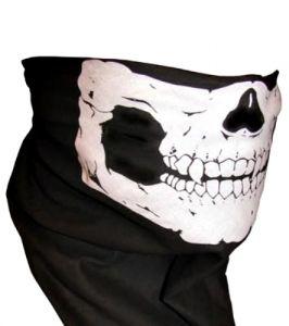 Шарф-труба Call of Duty: Ghosts - Skull Black