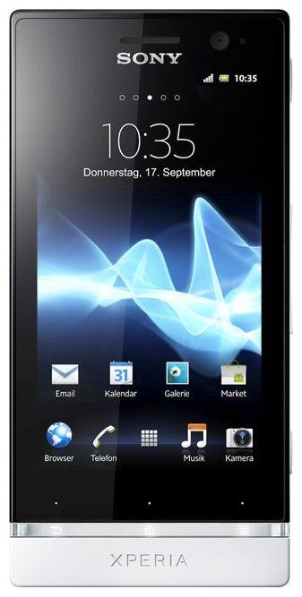 Sony Xperia U (ST25i)