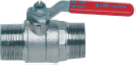 Запорный кран системы отопления (без фильтра)  KHG 71402201