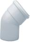 Отвод полипропиленовый 45°,  диам. 60 мм, HT    KHG 71407551