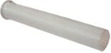 Удлинение полипропиленовое диам. 80 мм, длина 500 мм, STOUT