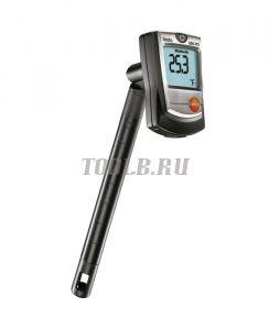 Testo 605-H1 - термогигрометр