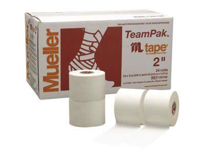 Team Pak tape, белый (5,08 см. x 13,72 м. - 24 шт.)