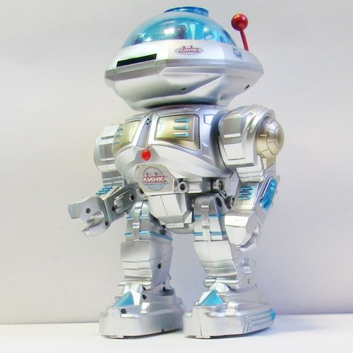 """Интерактивный робот """"Линк"""""""
