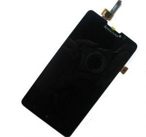 LCD (Дисплей) Lenovo P780 (в сборе с тачскрином) Оригинал