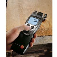 Измеритель влажности древесины и стройматериалов Testo 616 - купить в интернет-магазине www.toolb.ru цена обзор