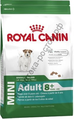Royal Canin для собак Mini Adult 8+