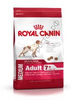 Royal Canin для собак Medium Adult 7+
