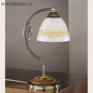 Настольная лампа RECCAGNI ANGELO Р 6815 P