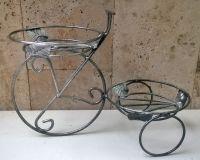 Велосипед-2 мини серебро