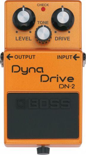 BOSS DN-2 Педаль гитарная Dyna Drive