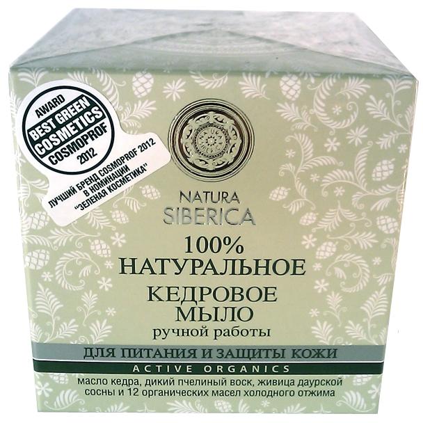 Natura siberica 100 натуральное снежное мыло