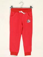 Красные брюки для девочки Watch Me