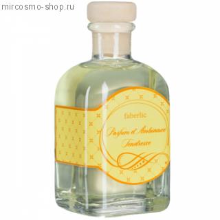 Ароматический диффузор с ротанговыми палочками faberlic Parfum d'Ambiance Tendresse