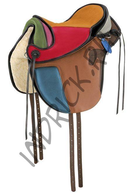 Безленчиковое седло Barefoot My Cherokee