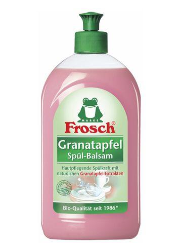 Frosch Бальзам для мытья посуды (гранат), 0,5 л
