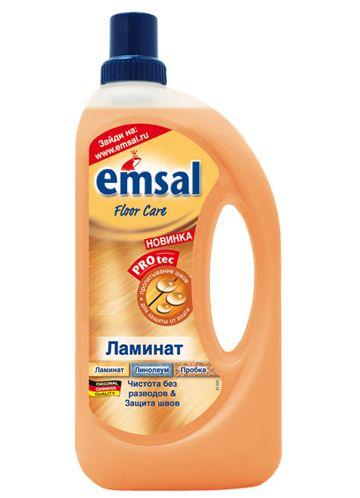 Emsal Ламинат (средство для ухода за ламинированным полом), 1 л