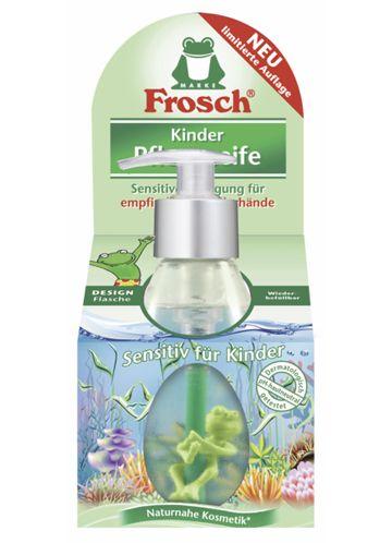 Frosch Жидкое ухаживающее детское мыло для рук, 300 мл