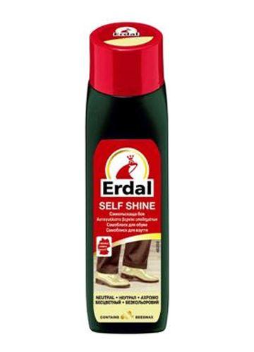 Erdal Самоблеск для обуви 75 мл/тюб. (бесцветный)