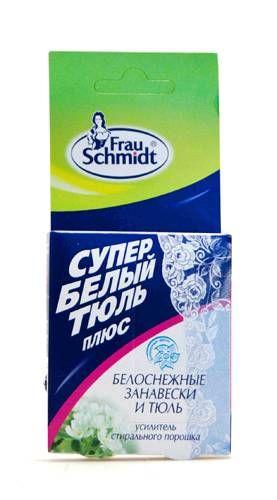 Frau Schmidt Супер Белый Тюль ПЛЮС 2 таб.