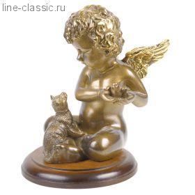 Скульптура Империя Богачо Ангел 17 (22172 Б)