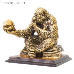 Скульптура Империя Богачо Бедный Йорик 22025 О