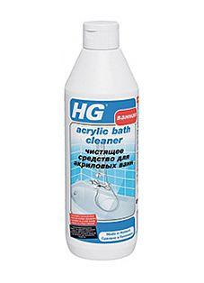 HG Чистящее средство для акриловых ванн 500 мл