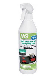 HG Средство для очистки керамических конфорок ежедневного использования 500 мл