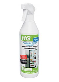 HG Средство для гигиеничной очистки холодильника, 500 мл