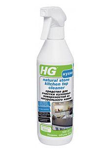 HG Средство для очистки кухонных поверхностей из натурального камня 500 мл