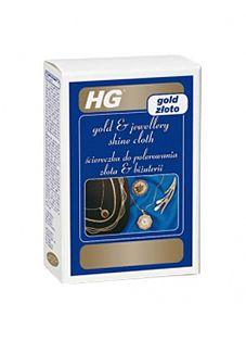 HG Салфетка для придания блеска золоту 1 шт.