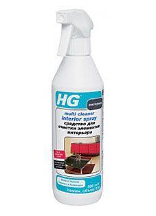 HG Средство для очистки элементов интерьера 500 мл