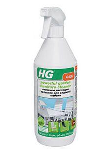 HG Активное чистящее средство для садовой мебели 750 мл